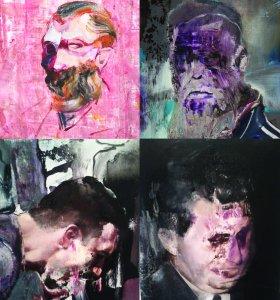 Tablouri ale lui Adrian Ghenie expuse la Centrul de Artă Contemporană din Malaga