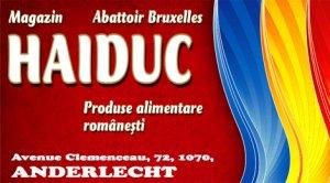 Haiduc Abattoir Bruxelles