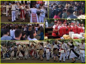 Aşa au sărbătorit românii Ziua românilor din Aragon