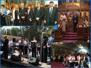 Secvenţe de la participarea oficialităţilor române la Ziua românilor din Aragon şi la Ziua Aragonului