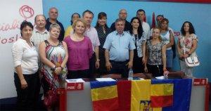 Noua echipă PSD Spania, liderată de Ion Brănduşescu