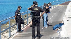 Cadavrul unui român de 51 de ani, aflat pe malul mării în Palma de Mallorca