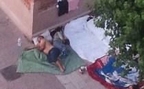Getafe: Locuitorii cartierului Las Margaritas, sătui de romii care dorm noaptea pe străzile oraşului