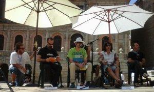 Poetul Gelu Vlaşin la Festivalul Internațional de Poezie Voix Vives din Toledo