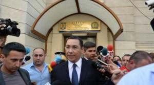 Victor Ponta trimis în judecată