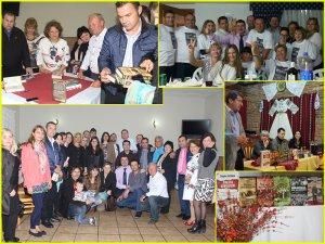"""Secvenţe de la prezentarea în Spania a cărţii """"Miracolul din noiembrie"""""""