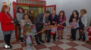 """Asociaţia Culturală Hispano-Română """"Gente"""" din Quintanar de la Orden şi-a inaugurat noul sediu"""