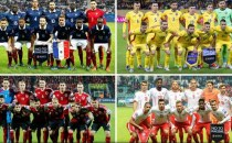 EURO 2016: România a căzut în grupă cu Franța, Albania și Elveția