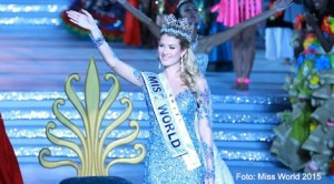 Mireia Lalaguna Royo, Miss World 2015