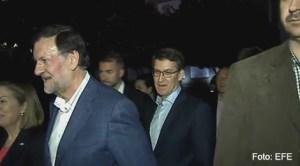 Premierul Mariano Rajoy, agresat de un minor în Pontevedra