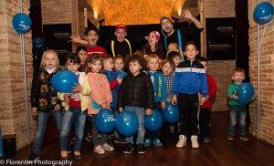 Valencia: Teatru pentru copii cu trupa Puppets Art Time din Iași