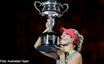 Nemţoaica Angelique Kerber a câștigat turneul Australian Open