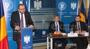 Ministrul delegat pentru relația cu românii de pretutindeni, Dan Stoenescu, i-a vizitat pe românii din Spania