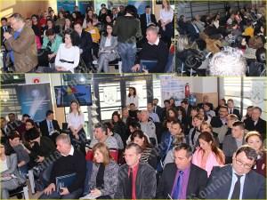 Reprezentanţi ai comunităţii româneşti la Secţia Consulară de la Madrid