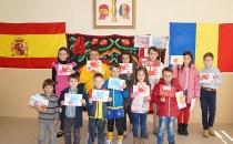 """Românii din Quintanar de la Orden au sărbătorit """"Ziua Femeii"""" printr-un """"Atelier de creaţie pentru copii"""""""