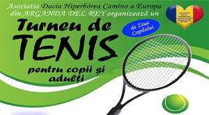 Turneu de tenis Arganda del Rey 2016