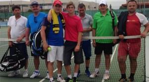 Turneu de tenis în Coslada cu prilejul Zilei Copilului