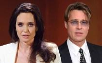 Angelina Jolie divorţează de Brad Pitt