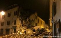 Noi cutremure puternice în Italia: zeci de răniți și pagube importante