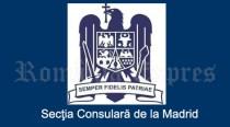 Consulate itinerante în Tenerife şi Gran Canaria în perioada 14-17 noiembrie 2016