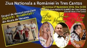 Ziua Naţională a României în Tres Cantos