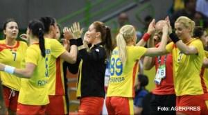 Handbal: Victorie de senzație a României la EURO 2016, în fața campioanei olimpice Rusia
