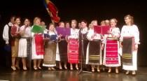 Românii din Madrid şi-au dat mână cu mână pentru a sărbători 158 de ani de la Unirea Principatelor Române