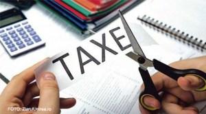Taxe tăiate