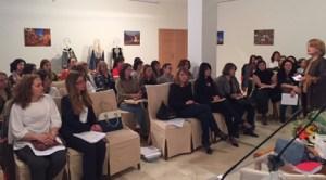 Reuniune de lucru la sediul Ambasadei României la Madrid cu profesorii de Limbă Cultură şi Civilizaţie Românească