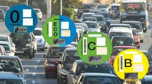 Sistem de etichetare a vehiculelor în funcție de emisiile lor poluante