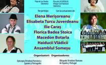 Salamanca: Spectacol de muzică populară şi dansuri tradiţionale româneşti cu artişti consacraţi din România şi Spania