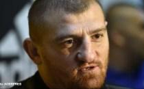 Kickboxing: Cătălin Moroșanu l-a învins pe colosul polonez Lukasz Krupadziorow în gala Superkombat de la Madrid