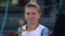 """TENIS: Simona Halep se menţine pe locul secund în clasamentul WTA la doar 185 de puncte de Karolina Pliskova, noul lider mondial, dar este pe primul loc în ierarhia """"Road to singapore"""""""