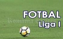 Fotbal: Liga I, Etapa a II-a