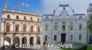 Oraşul Castellón de la Plana s-a înfrăţit cu oraşul Târgovişte