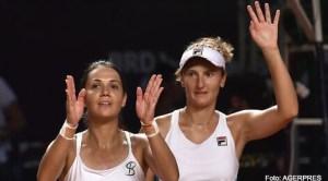 Raluca Olaru şi Irina Begu