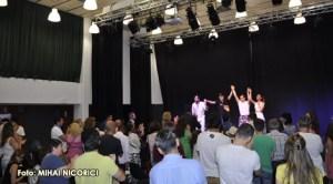 Seară de teatru românesc la Barcelona, cu actorii de la Cuibul Artiștilor din Bucureşti
