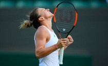 Simona Halep s-a calificat în sferturile turneului de la Wimbledon