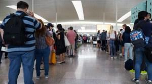 Grevă parțială pe aeroportul El Prat din Barcelona