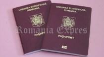 Un pașaport simplu electronic care se va emite pentru persoanele adulte va avea o valabilitate de 10 ani