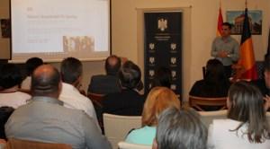 60 de antreprenori români la cea de-a doua sesiune de networking organizată de Ambasada României la Madrid