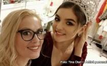 Tina Olari, o bistriţeancă stabilită de mai mulţi ani în Catalonia, va fi designerul oficial al reprezentantei României la concursul Miss Supranational