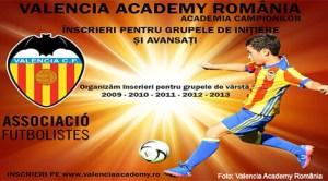 Valencia Academy România
