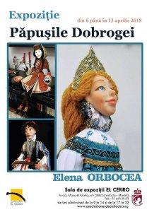 Afiş Păpuşile din Dobrogea
