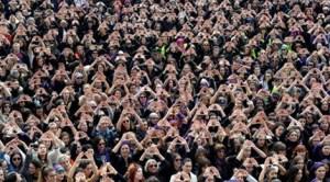 Grevă feministă în Spania