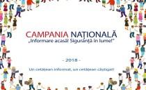 """Ministerul pentru Românii de Pretutindeni (MRP) a lansat Campania Națională """"INFORMARE acasă! SIGURANȚĂ în lume!"""""""