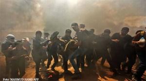 Infruntari in Israel.