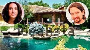 Liderul stângii radicale din Spania, Pablo Iglesias, şi partenera sa, Irene Montero, şi-au cumpărat o vilă de 600.000 de euro