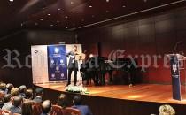Concert inaugural, cu cel mai cunoscut violonist român contemporan, Alexandru Tomescu, prilejuit de cea de-a 77-a ediţie a Târgului de carte de la Madrid