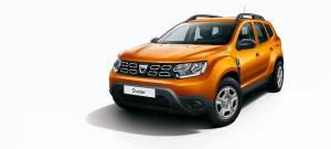Dacia Duster în Spania